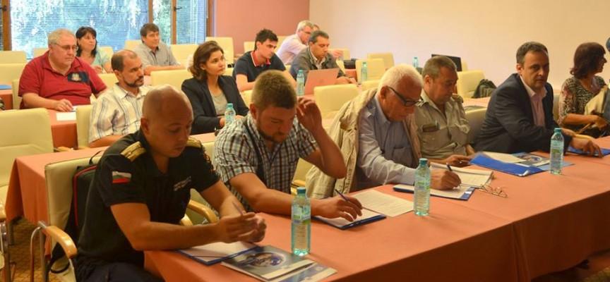 Семинар – обучение за наводненията тече в Пазарджик