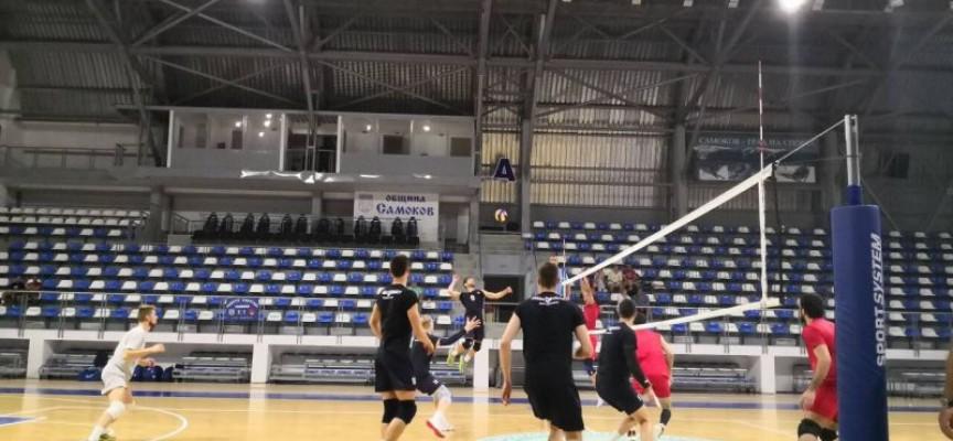 ВК Хебър с отлично представяне срещу националния отбор на ОАЕ