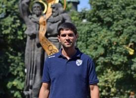 Спортен лексикон: Запознайте се с посрещача на ВК Хебър – Мартин Симеонов