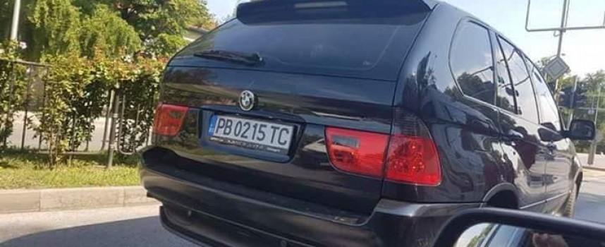 Идентифицираха шофьора – хулиган, който засече жена след линейка в Пловдив, търсят свидетели