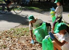 Община Пазарджик осигурява безплатни ръкавици и чували за голямото съботно чистене