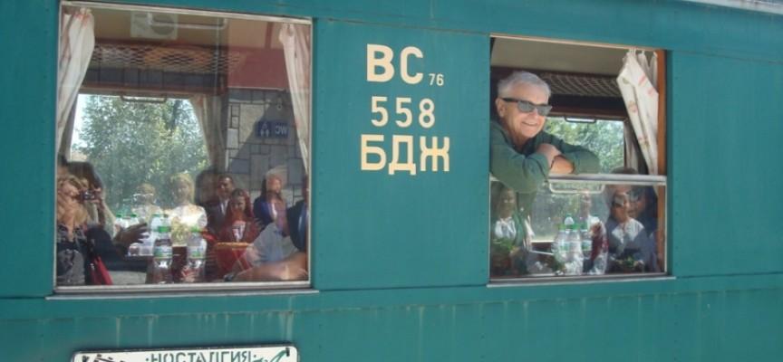Идната седмица: Парен локомотив ще тегли теснолинейката за осемдесетия ѝ рожден ден