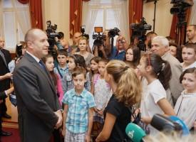 За поредна година президентската институция отвори врати за граждани по случай Европейските дни на наследството