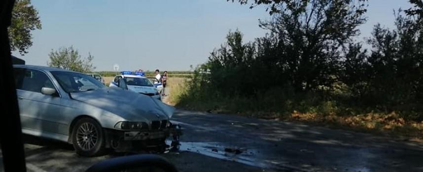 Катастрофа задръсти движението по пътя Пазарджик – Пловдив