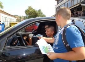 РИОСВ – Пазарджик участва в Европейска седмица на мобилността с открит урок
