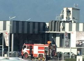 Учение на пожарникари в Крез ошашка клиенти