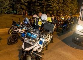 """Зам.министър Стефан Балабанов бе гост на старта на инициативата """"Масовото нощно каране"""" 2018"""