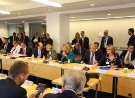 Министрите на външните работи от ЕС изслушаха  в Ню Йорк специалните пратеници на ООН  за Либия и Сирия