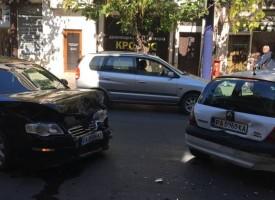 """Пазарджик: Катастрофа затапи бул. """"България"""", минавайте по съседни улици"""