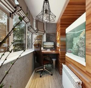 27остъклен балкон кабинет