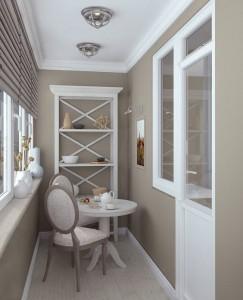 27остъклен балкон- отдих