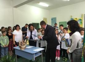 Детското полицейско управление в Септември отново отвори врати