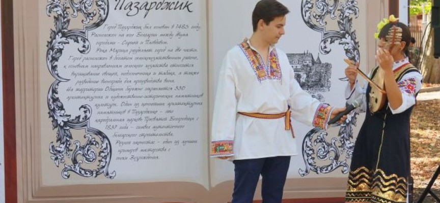"""Eлена Ангелова: Децата на СУ""""Г.Брегов"""" изненадаха с талантите си домакините ни в Ставропол"""
