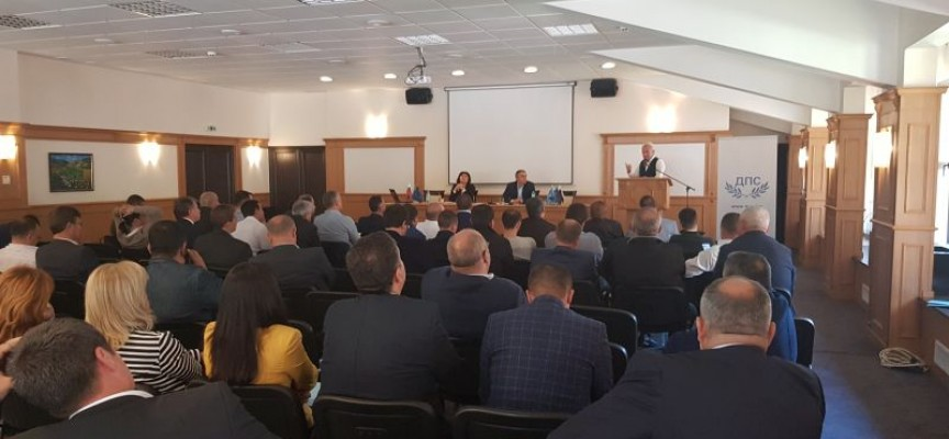 """ДПС се събра на семинар във Велинград, сегашното управление действало на принципа """"проба-грешка"""""""