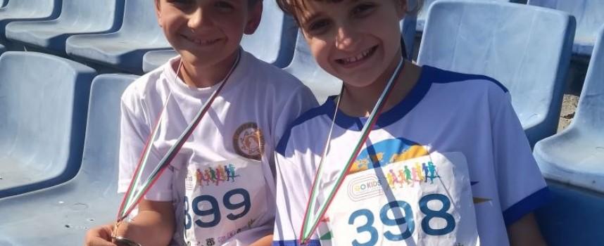 Йоана и Иван Тръндеви с нови спортни успехи в столицата