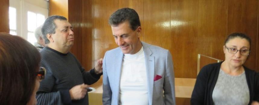 В Деня на белия бастун: Кметът Тодор Попов откри Спортен клуб на хората с увреждания