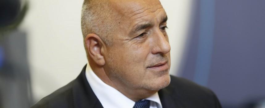 Премиерът Бойко Борисов идва в Пазарджик на 20 май