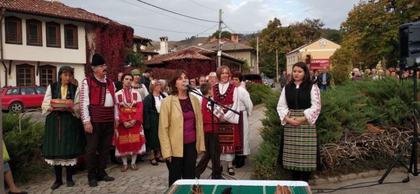 Брацигово: Откриха паметник в чест на брациговските майстори – строители
