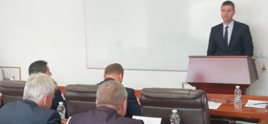 Областният съвет за развитие проведе изнесено заседание в Община Сърница