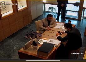 Крадец задигна часовник за 90 бона в София, вижте го