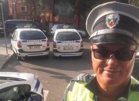 Благой Риков блесна в Несебър, нашият полицай спипал крадец на такси
