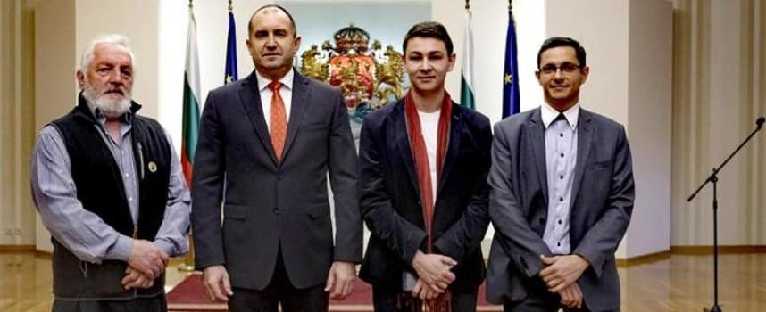 Кристиан Ваклинов влезе в словото на президента Румен Радев за Деня на будителите