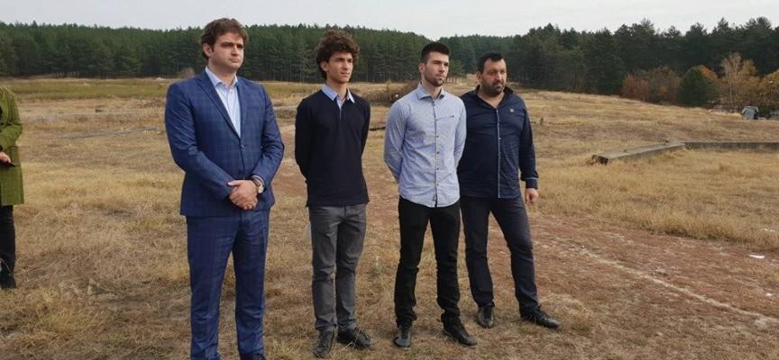Стойно Чачов: Направихме първа копка на СПА център и пчеларска фабрика
