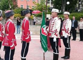 Национална гвардейска част дойде в Батак, за учредяването на ученически гвардейски отряд