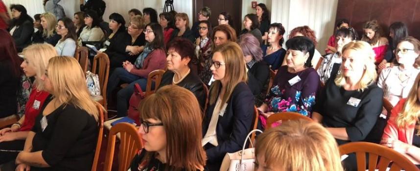 Велинград: Жените на ГЕРБ се събраха на семинар