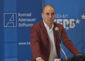 Вторият в ГЕРБ: Цветан Цветанов напуска парламента, остава зам.-председател и шеф на Предизборния щаб