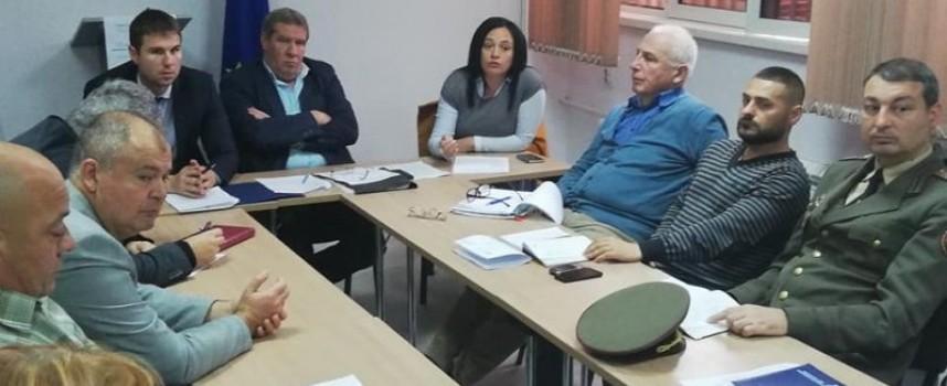 Заради зимата: Стефан Мирев свика Областния щаб за защита при бедствия