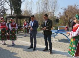 Кметът Тодор Попов: Да пазим новите придобивки, с тях градът ни става още по-красив