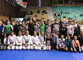 Отборно първо място за джудистите на Спортното в Перник