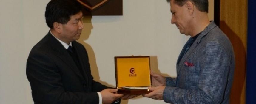 Китайска делегация от Сюенчън пристигна в Пазарджик