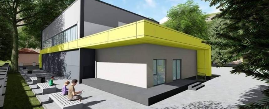 Нов физкултурен салон ще се строи във Ветрен дол, днес входират проекта