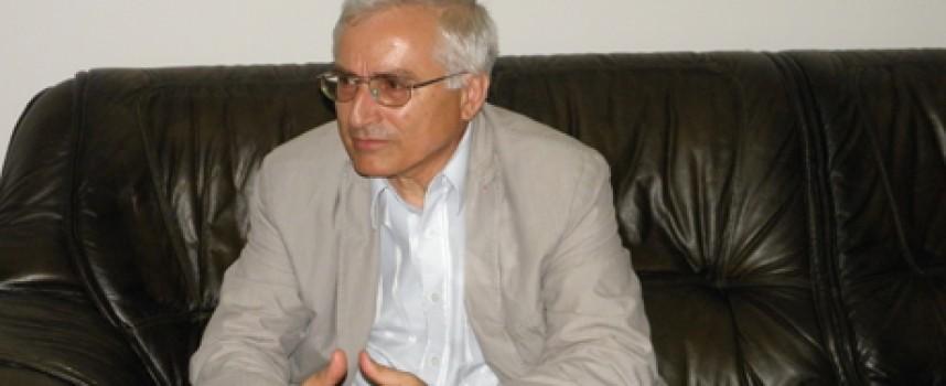 """Дипломатът Иван Генов беше гост на Жорж Ганчев в предаването му в """"Евроком"""""""