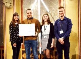 Браво! Съветът за младежка политика – вече с международно признание