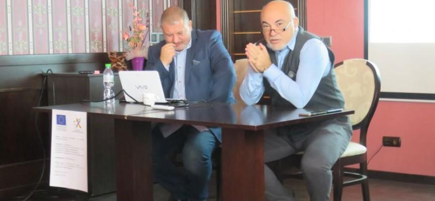 "Стефан Бочев: Четири нови машини по европроект има ""Огняново – К"""