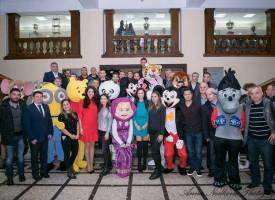 В събота: 250 деца ще се запознаят със спорта чрез любимите си анимационни герои