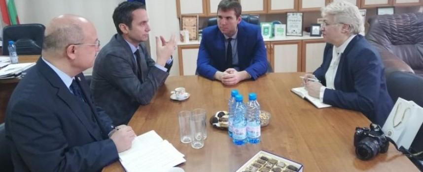 Пазарджик: Българо-турски форум ще се организира отново през пролетта