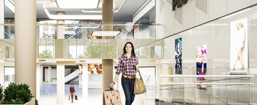 "Нов мол откриха в Пловдив, в него е и огромен магазин на ""Zara"""