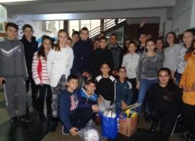 Деца от 6 училища се включиха в събирането и предаването на батерии за рециклиране