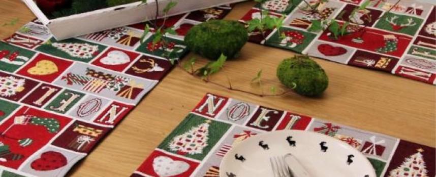 Къщовница: Няколко идеи за сгъването на салфетките и подложките за Коледната маса