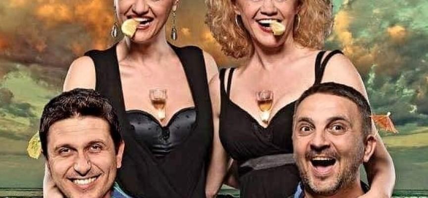 """Септември: Хасковският театър и Сатирата представят комедията """"Морска сол"""", чака ви вечеря с Асен Блатечки"""