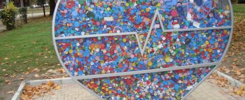 """УТРЕ: Събират пластмасови бутилки, капачки и хартия до """"Сърцето"""" на Пазарджик"""