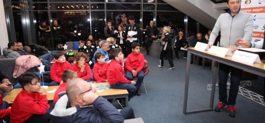 Изтеглиха жребия, ето кой с кого ще играе на детския футболен турнир в Панагюрище