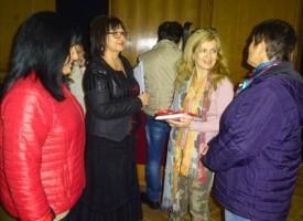 """Център """"Човеколюбие"""" се включи в срещата с Мадлен Алгафари"""