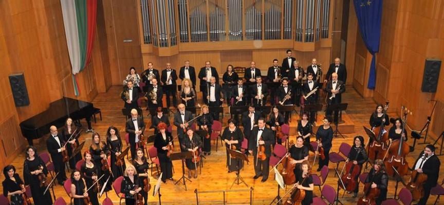 В четвъртък: Белгийският диригент Ерик Ледерхандлер дирижира симфонииците