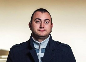 "Стоян Георгиев спечели конкурса на ""Bulgarian Fashion Photographers Association"""