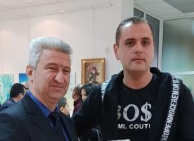 """Кметът на Пещера награди 23 -ма спортисти в галерия  """"Проф. Веселин Стайков"""""""